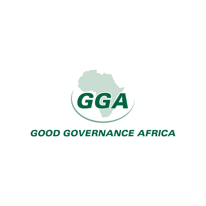 Marketing Material, Signage & Brochure Design for Good Governance Africa